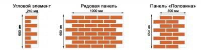 Фасадные термопанели для наружной отделки дома: Цена