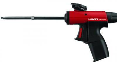 Какой монтажный пистолет для пены лучше