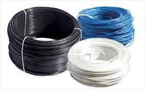 Таблица расчета сечения кабеля по мощности