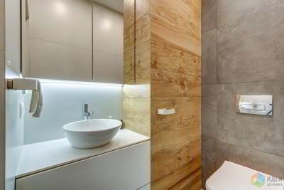 Продуманный ремонт 2-комнатной квартиры