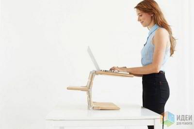 Рабочий кабинет современной женщины. Идеи и решения