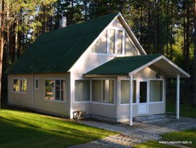 Каркасно-щитовые дома: Отзывы владельцев
