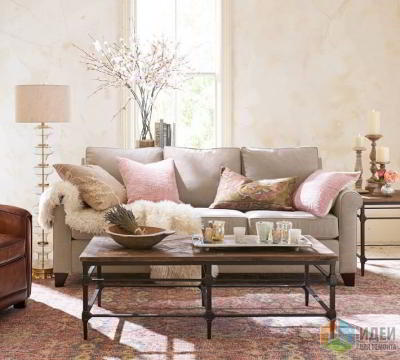 5 правил интерьера классической гостиной