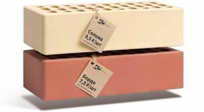 Керамический кирпич – универсальный строительный материал