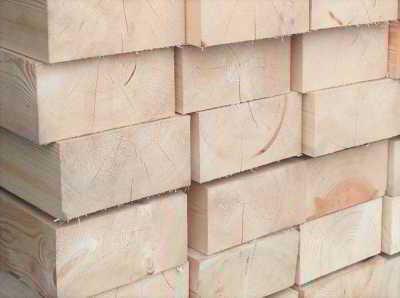Строганный деревянный брус: что это за пиломатериал и где он применяется?