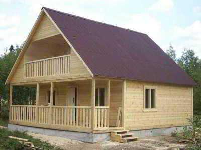 Какой дом лучше: каркасный или брусовой?
