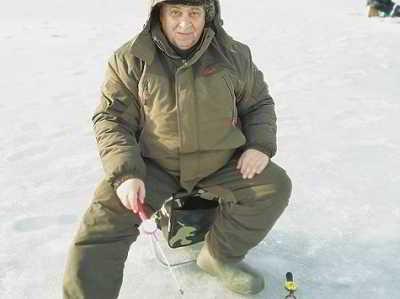 В ожидании зимней рыбалки