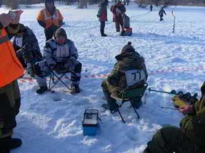 Рыболовный турнир! Село Ильинка, Кувандыкский район.