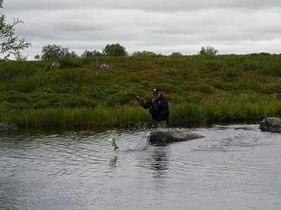 Отношение к рыбалке бывает разным