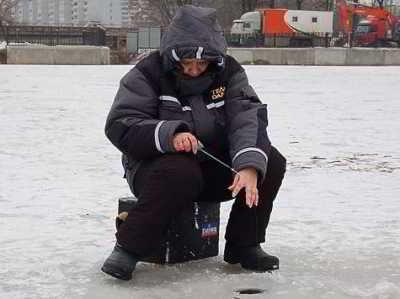 Накануне ухода льда