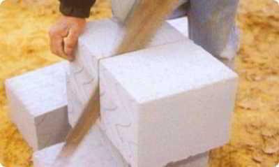 Газобетонные блоки — Размеры