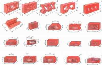 Керамический кирпич — Теплопроводность