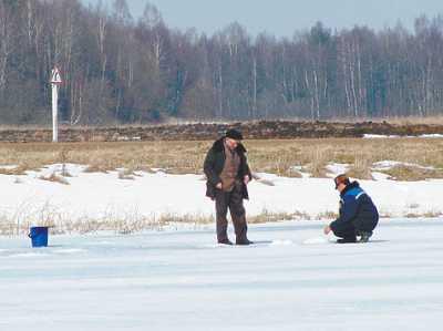 Плотва и последний лед