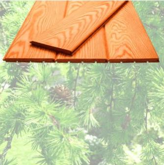 Вагонка для внутренней отделки