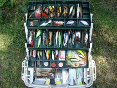 Обзор ящиков для рыбалки