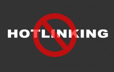 Что такое — хотлинк или хотлинкинг?