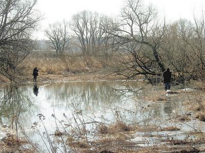 Проблемы весенней рыбалки