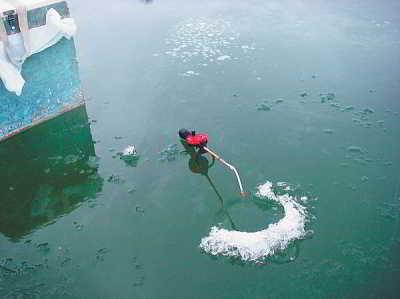 Трофеи зимней реки